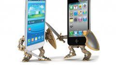 Какой телефон лучше - Apple или Samsung