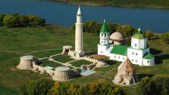 Как строили крепость Свияжск