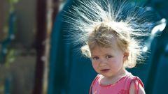 Насколько опасно статическое электричество