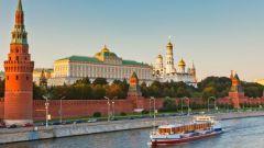 Куда впадает Москва-река