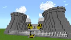 Как сделать реактор в minecraft