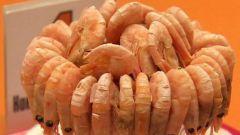 Как правильно варить креветки