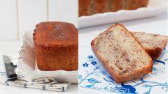 Как приготовить кекс с медом и грецкими орехами