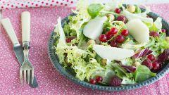 Как приготовить необычный витаминный салат