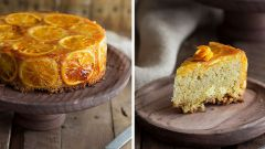 Как приготовить оригинальный апельсиновый пирог