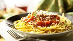 Как вкусно приготовить спагетти Болоньезе