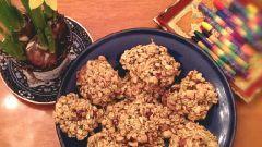 Как приготовить полезное овсяное печенье