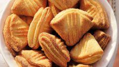Творожное печенье «Гусиные лапки»