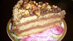 Как приготовить торт «Сластена»