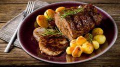 Что приготовить из свиного окорока