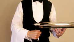 Is it difficult to work as a waiter