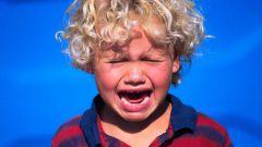 Как справиться с истериками у ребенка