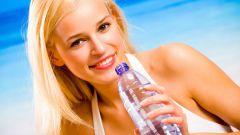 Как можно похудеть, если пить воду