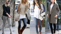 What clothes and shoes to wear with skinny jeans