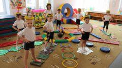 Какой распорядок дня в детском саду
