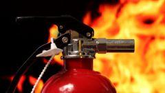 История изобретения огнетушителя