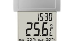 How to choose outdoor thermometer for plastic Windows