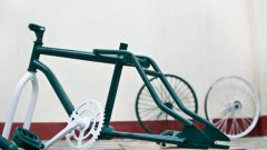Как покрасить велосипед