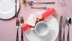 Что нужно для праздничного стола