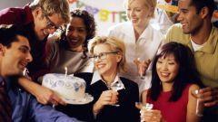 Чем угостить коллег на работе в день рожденья
