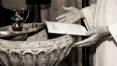 Что дарить на крестины
