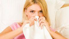 Почему чешется нос