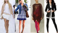 What to wear with a tunic