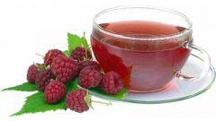 Почему от чая с малиновым вареньем потеют