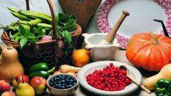 Продукты питания для профилактики осеннего авитаминоза