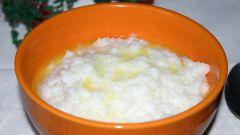 Польза и вред рисовой каши