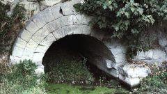 В каком городе появилась первая в мире канализация