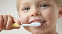 Why do children milk teeth are destroyed