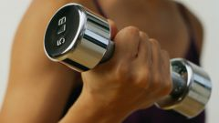 How can I replace the dumbbells at home