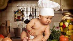 Как выбрать продукты для грудничка