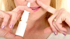 Насколько вредны спреи для носа