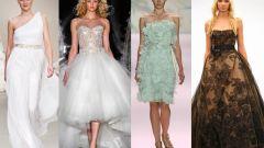 Как подбирать свадебное платье и туфли