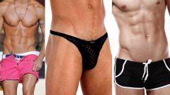 Модные модели мужских плавок