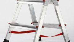 Почему раздвижная лестница называется стремянка