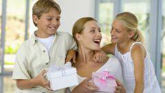 Как получать подарки от детей