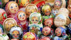 Самые типичные русские сувениры