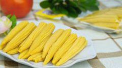 Как мариновать кукурузу