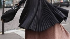 Than the corrugation differs from the pleated