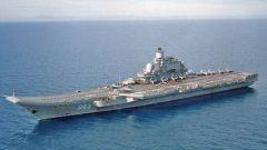 Самые большие военные корабли