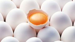 Keep raw eggs at room temperature