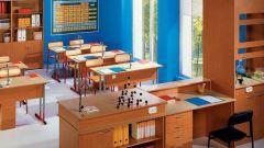 Как оформить кабинеты физики и химии
