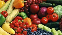 На какие продукты питания падает спрос в летнее время года