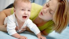 Why newborns cry without tears