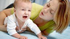 Почему новорожденные плачут без слез