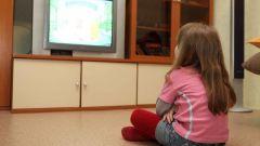 Сколько времени можно проводить перед экраном телевизора