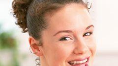 Как собрать волосы в объемный пучок